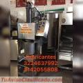PRENSA EXTRACTORA DE ACEITES Y MANTECA DE CACAO