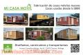 Catalogo casas prefabricadas móviles MI CASA MOVIL