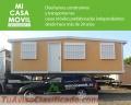 Casas moviles prefabricadas