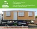 Casas prefabricadas móviles MI CASA MOVIL