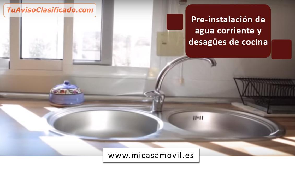 Empresa especializada en casas m viles prefabricadas - Casas modulares moviles ...