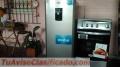 Refrigeradora MABE y Cocina MABE