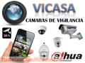 CAMARAS DE SEGURIDAD Y DE VIDEO VIGILANCIA VICASA