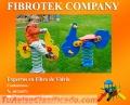 Juegos parques infantiles fabricados en Bolivia