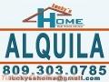 Alquiler apartamentos en zona colonial, Gazcue, Ciudad nueva, Sto. Dgo. RD