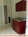 Alquiler apartamentos estudios amueblados, zona universitaria, nuevos, luz e internet