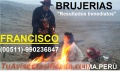 AMARRES A TU PAREJA REBELDE ( BRUJO FRANCISCO )