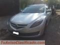 Mazda 6, potente, elegante, espacioso y a buen precio