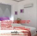 VENTA E INSTALACION DE AIRES ACONDICIONADOS  CUBRIMOS EMERGENCIAS DAMOS SERVICIO DE MANTEN