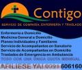 Servicio de Acompañantes Paraguay, Enfermería Paraguay Cuidados en Sanatorio y Domicilio
