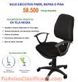 Ofertas en Sillas Ejecutivas en Tela y Malla Mesh Ergonómicas Desde 58.500