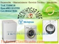 WHITE WESTINGHOUSE servicio técnico de lavadoras reparacion 7338618