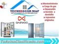 Servicio técnico reparaciones de refrigeradoras Daewoo 4108759