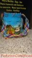 Mochilas Wayuu  pintadas al oleo