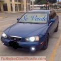 SE VENDE HYUNDAI ELANTRA VERSION GT 2003