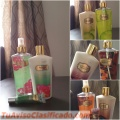 SPLASH CREMAS Y BRILLOS LABIALES Victoria's Secret marca D'alish