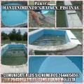 P&C mantenimiento de piscinas