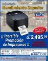 Ganga!!! impresora de códigos de barras TSC TTP-244 PRO NUEVA