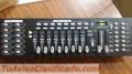 Controladores DMX 512