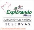 SALIDAS GRUPALES ESPECIAL DE AÑO NUEVO CON EXPLORANDO PERÚ