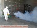 Servicio de fumigaciones en Lima