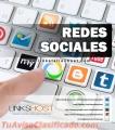 Administramos tus redes Sociales con estrategias creativas!