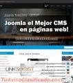 Joomla! el Mejor CMS en páginas web!