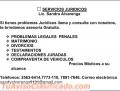 SERVICIOS ABOGACILES ECONOMICOS  EL SALVADOR