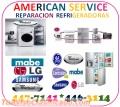 REPARACIONES DE REFRIGERADORAS GENERAL ELECTRIC 447-7141