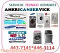 •/•SERVICIO DE REPARACIONES DE REFRIGERADORAS GENERAL ELECTRIC 447-7141•/•