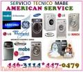 ◘*◘ REPARACIONES DE LAVADORAS MABE/MANTENIMIENTO DE COCINAS A GAS◘*◘ 447-7141