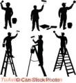 Herrero y pintor, Herrería y pintura en general