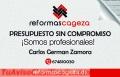 EL HOGAR MAS HERMOSO Y ACOGEDOR CON REFORMAS CAGEZA