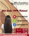 PELO INDIO 100% NATURAL A SOLO 65E
