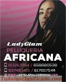 LA PELUQUERIA AFRICANA QUE BUSCABAS