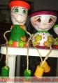 Materos decorados