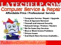 VIRUS REMOVAL/DATA RECOVERY/NETWORK/SAME DAY SERVICE