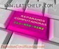 REPARO COMPUTADORAS A DOMICILIO