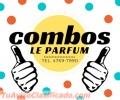 PERFUMES CREMAS SPLASH ECONOMICOS Y EN COMBOS