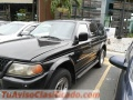 Mitsubishi Montero Sport 2001, En Managua
