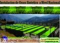 GRASS SINTETICO CORPORACION GRASS SUPER SPORT A NIVEL NACIONAL GRASS DE 3RA GENERACION