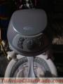 Silla para carro y silla mecedora dos artículos muy úitles para tu baby a buen precio.