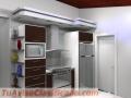 Diseño y fabricación de Cocinas, Closet, Baños, Mobiliarios, Áreas Recreativas, Lavanderos