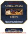 Brunello di Montalcino Riserva 1993 Castelgiocondo (Marchesi de' Frescobaldi)