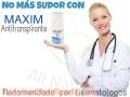 MAXIM ANTITRANSPIRANTE RECOMENDADO POR DERMATOLOGOS  Adecuado para hombres, mujeres y adol