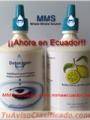 Productos MMS para ayudar contra el Cáncer, Diabetes y enfermedades terminales
