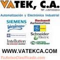 VATEK, C.A.  Proyectos Electricos, Automatización y Electrónica Industrial