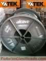 CARRETE 500 MTS CABLE THHW 90° 300 MCM AWG NEGRO 600V ALUMINIO SERIE 8000 MARCA PHELPS DOD