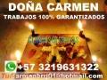 Doña carmen trabajos garantizados +573219631322