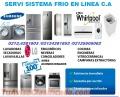 Servicio técnico especializados en linea blanca
